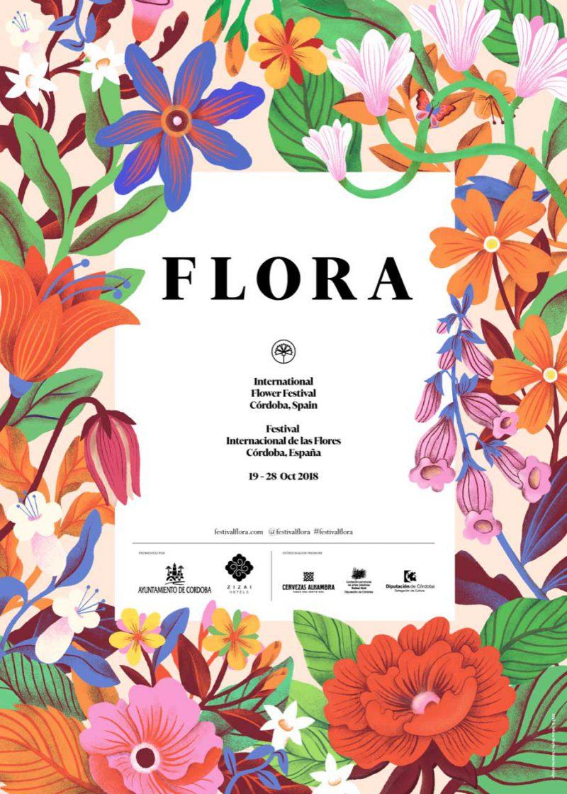 Flora Festival Internacional de las Flores en Córdoba del 19 al 28 de octubre